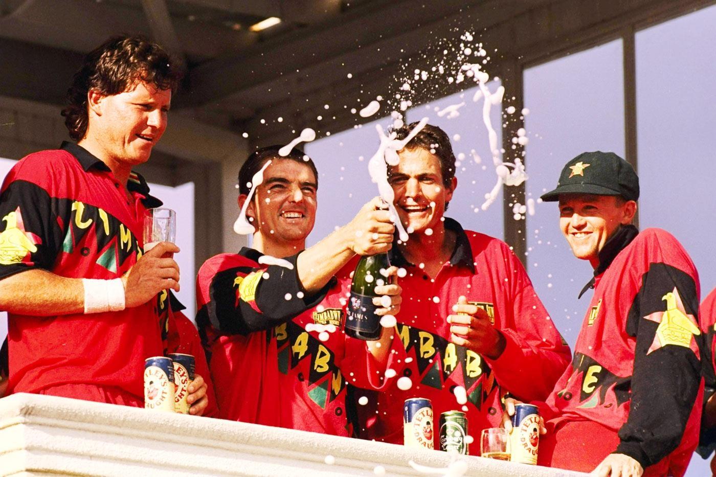 1997 இங்கிலாந்து - ஜிம்பாப்வே கிரிக்கெட் தொடர்