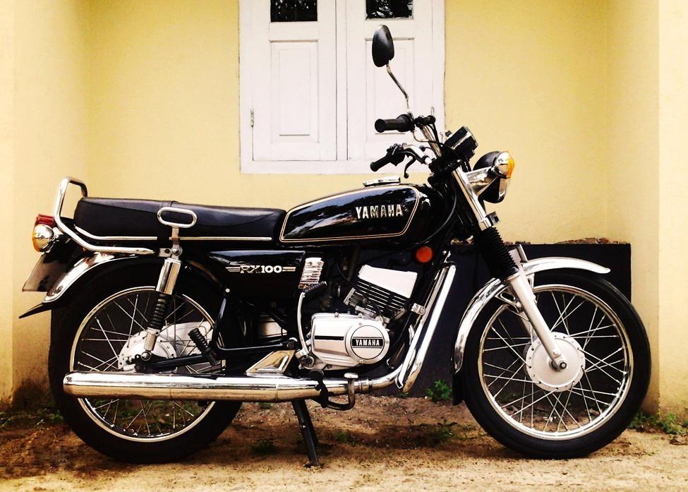 யமஹா RX100