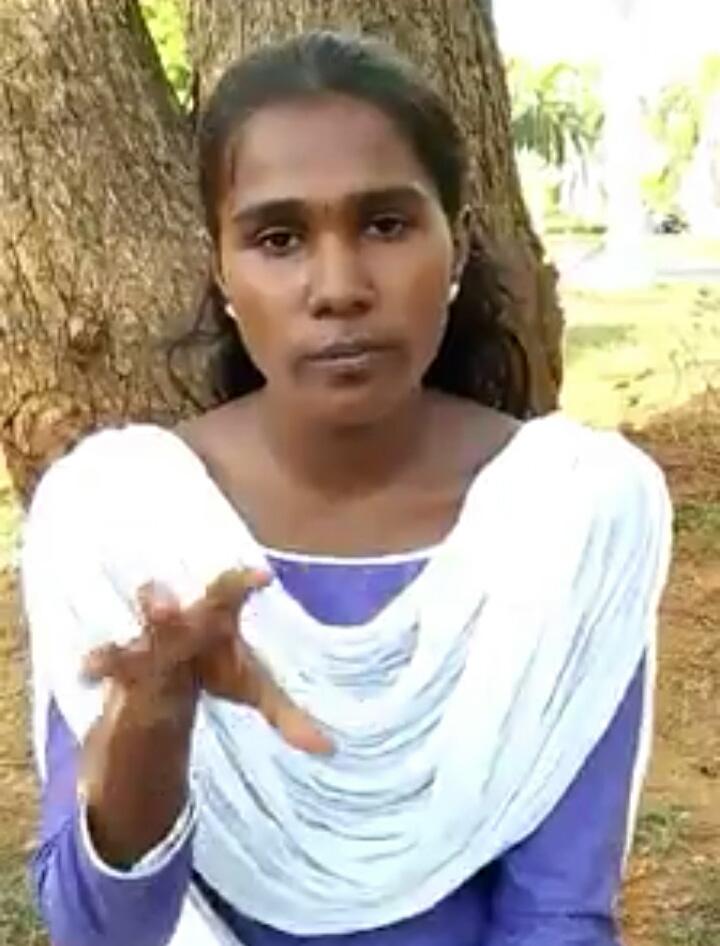 சேலம் பெண் வளர்மதி