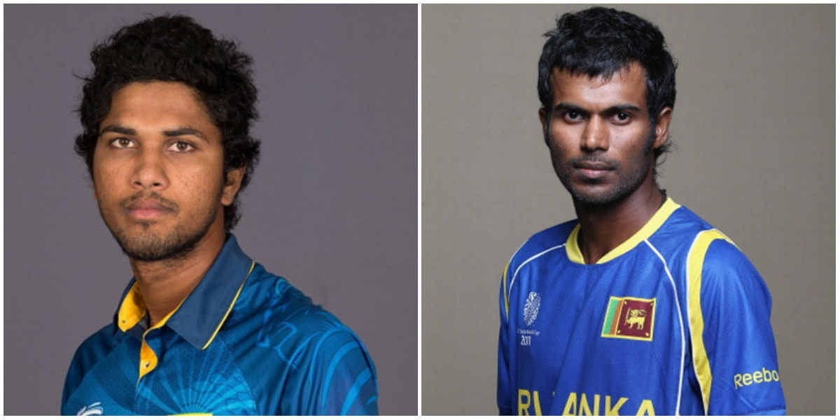 tharanga and chandimal