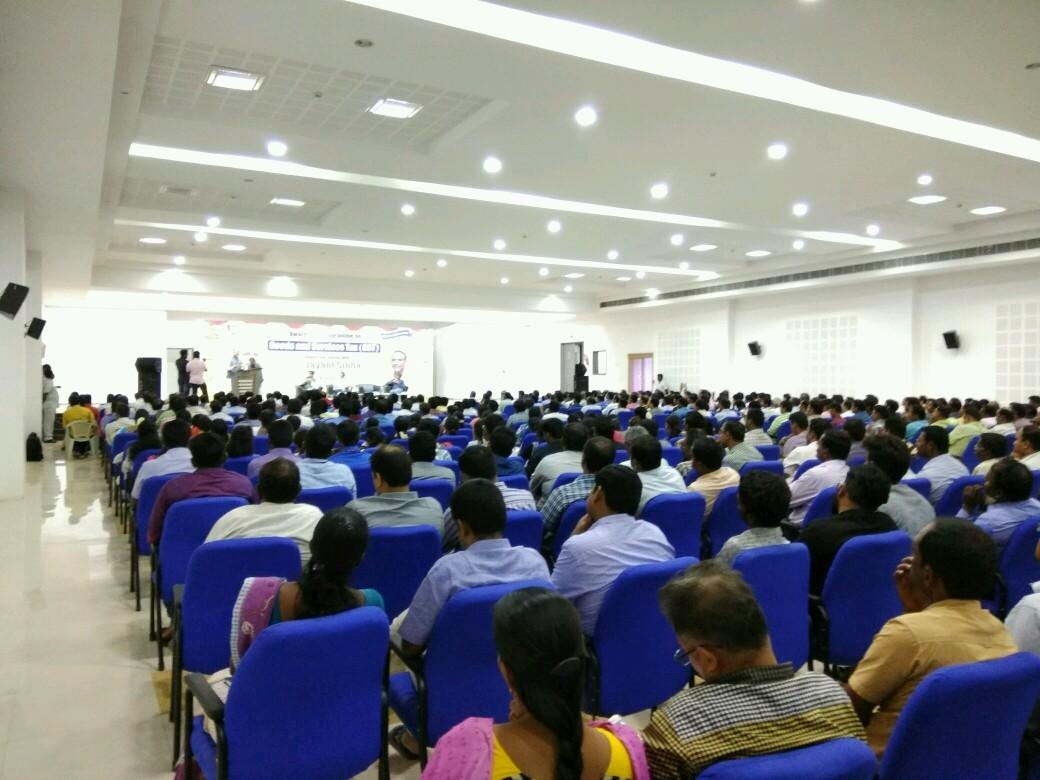 Tirupur meeting about GST