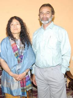 இரோம் சர்மிளா