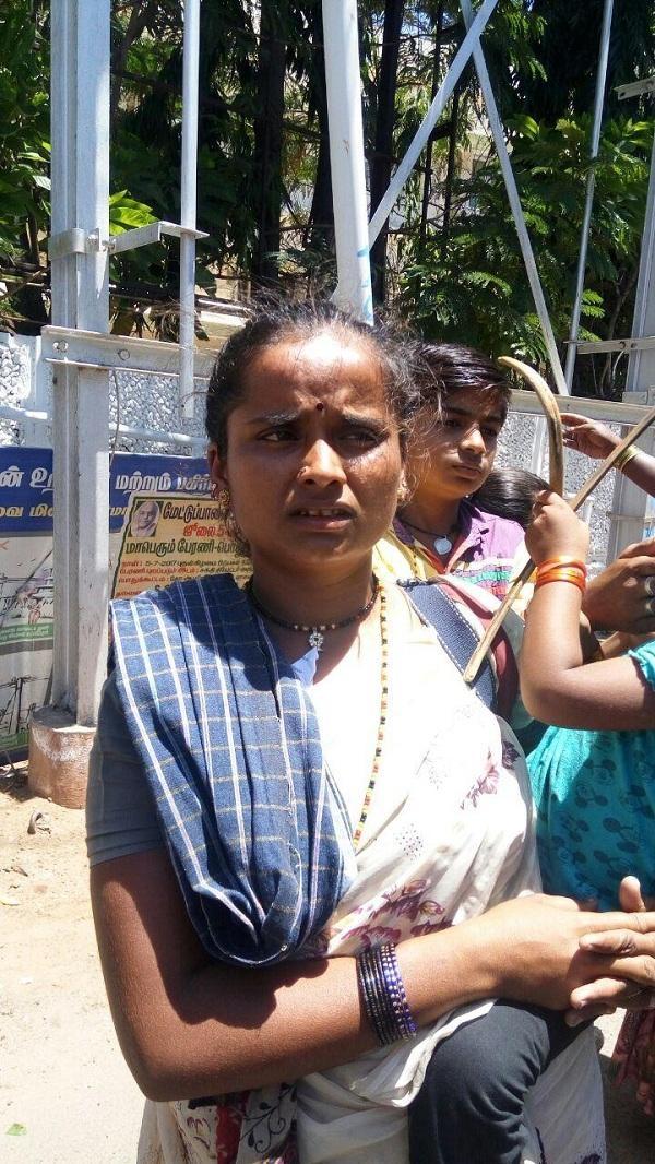 பரமேஸ்வரி - நாடோடித் தாய்