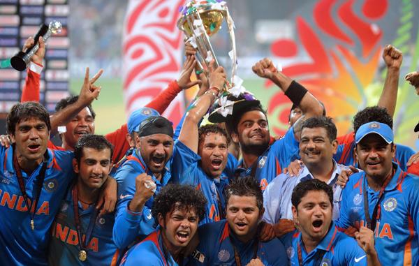 2011 உலகக் கோப்பை இந்தியா