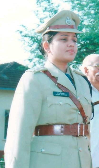 டி.ஐ.ஜி ரூபா
