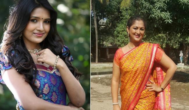 வாணி போஜன்-ரேகா கிருஷ்ணப்பா