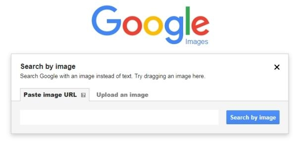 Google Images Reverse image searching