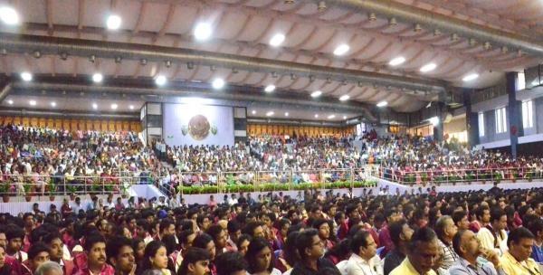 சென்னை ஐ.ஐ.டி பட்டமளிப்பு விழா