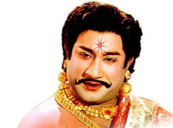 கர்ணாக சிவாஜி