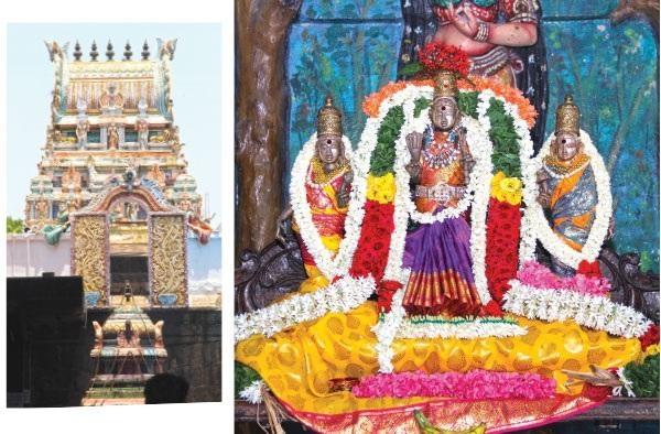 மாங்காடு கோபுரம்
