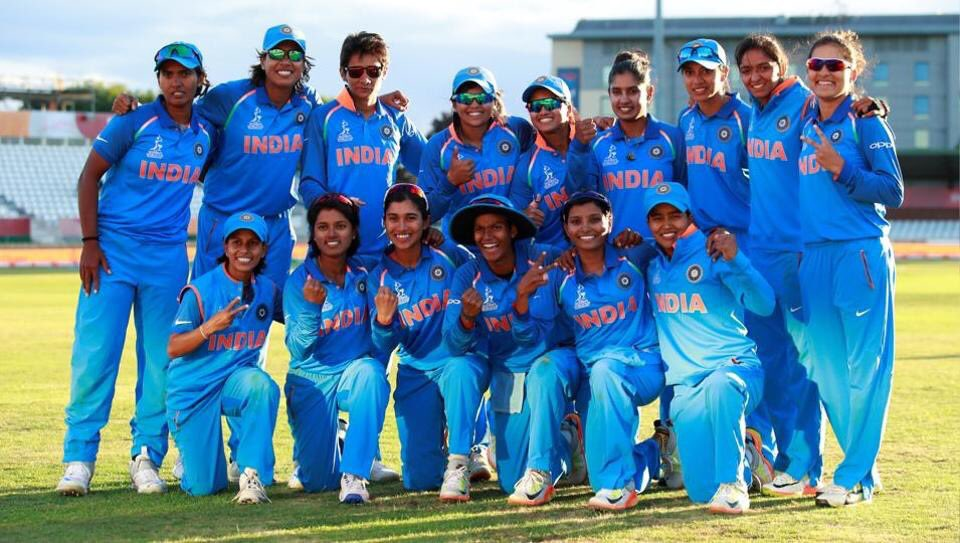 Indian womes team