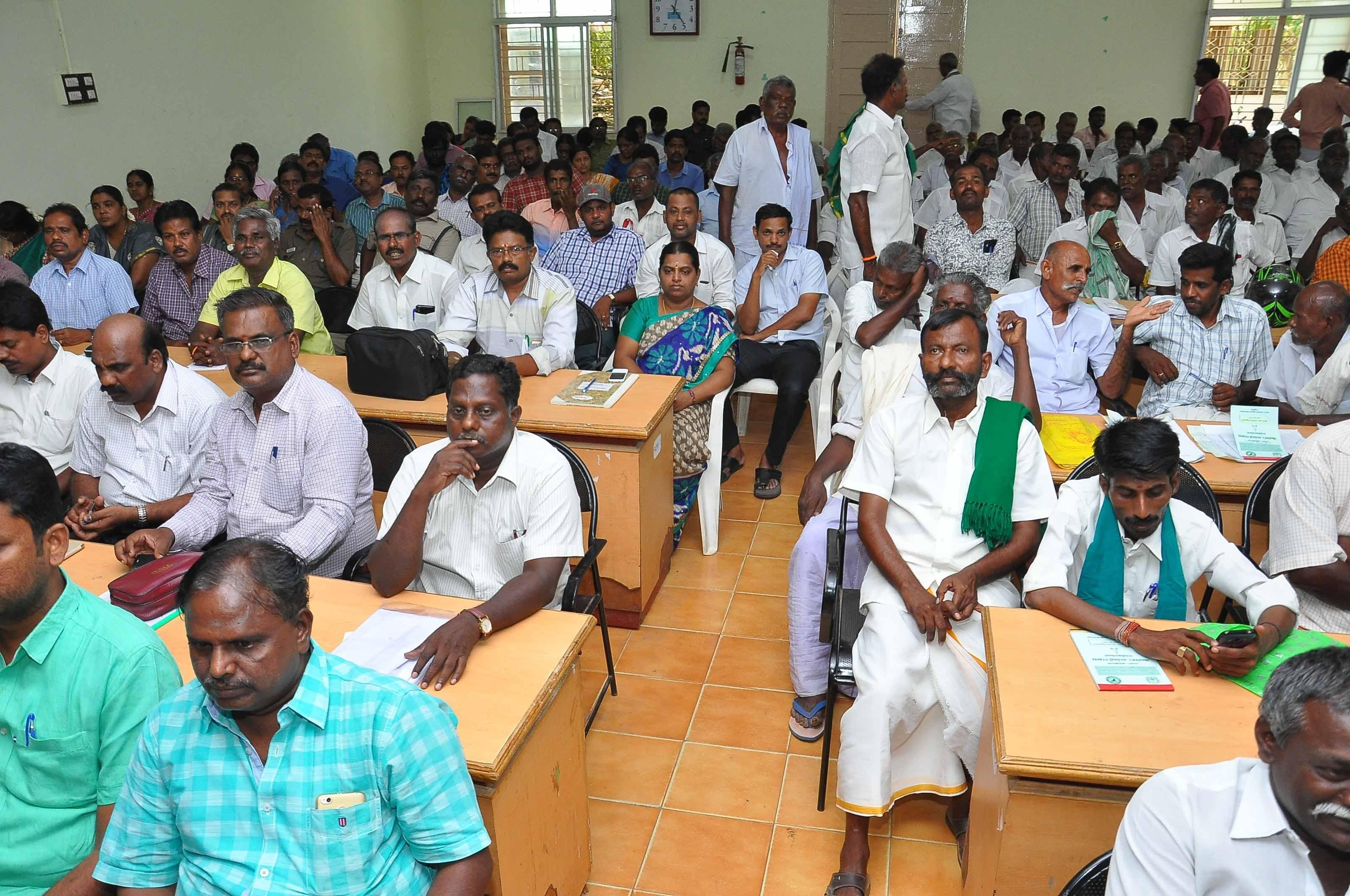 farmers meeting