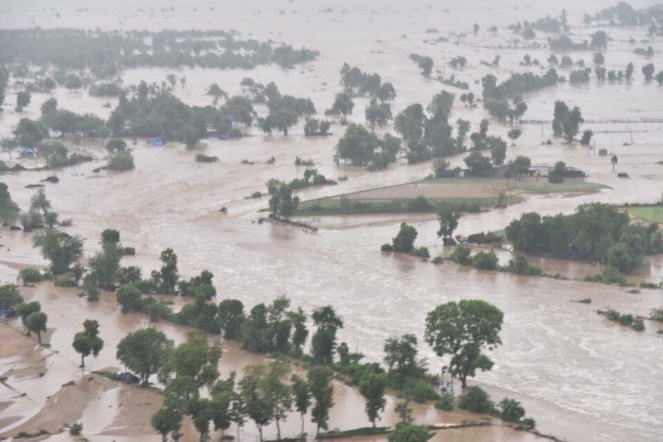 குஜராத், flood