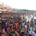 ஆடி அமாவாசை தரிசனம் : ஒரு லட்சத்திற்கும் மேலான பக்தர்கள் ராமேஸ்வரத்தில் குவிந்தனர்!
