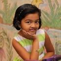 'நான் இப்போ செல்ஃபி க்வீன்!' - குழந்தை நட்சத்திரம் அதித்ரீ கலகல!