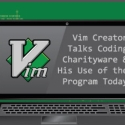 Vim Editor... A Win-Win Tool for Coding and Charity!