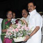 சென்னையில் மீரா குமார்: மு.க.ஸ்டாலினை சந்தித்து ஆதரவு கோரினார்
