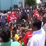 டாஸ்மாக் எதிர்ப்புப் போராட்டத்தில் போலீஸாருடன் பொதுமக்கள் மோதல்!