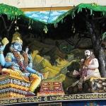 பாவாஜிக்காக யானையாக வந்த திருப்பதி பெருமாள்!