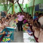 சர்வதேச தரத்தில் ஒரு அரசு பள்ளி... தலைமை ஆசிரியர் சொல்லும் சக்சஸ் ஃபார்முலா!