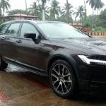 60 லட்சம் ரூபாய்க்கு அறிமுகமானது வால்வோ V90 'க்ராஸ் கன்ட்ரி' !
