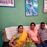 இந்திய கிரிக்கெட்டுக்கு நாகப்பட்டினம் தந்த 'லேடி' சச்சின்!