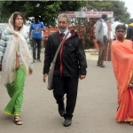 'இது 7 வருஷக் காதல்' - இரோம் ஷர்மிளாவுடனான காதல் தருணங்கள் பகிர்கிறார் தேஸ்மண்ட் குட்டின்ஹோ #VikatanExclusive