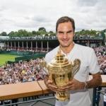 கிராண்ட்ஸ்லாம் காதலன் ரோஜர் ஃபெடரர்! #VikatanInfographics #Federer