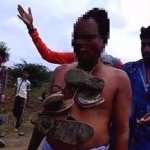 உறவினர் மகளுக்கு பாலியல் தொந்தரவு: நூதன முறையில் தண்டனை கொடுத்த ஊர் மக்கள்