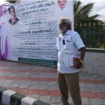 ஆட்சியர் அலுவலகமா... அ.தி.மு.க. அலுவலகமா...? - போராடி வெற்றி கண்ட டிராஃபிக் ராமசாமி
