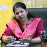 'கமல்ஹாசனை இயக்குவது யார்..?'-கனிமொழி அதிரடி பேட்டி