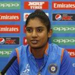 அடுத்த உலகக்கோப்பையில் நான் ஆட மாட்டேன் - மித்தாலி ராஜ்
