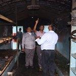 சென்னை சென்ட்ரல் ரயில் நிலையத்தில் தீ விபத்து!
