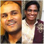 அர்ஜூனா விருது வழங்கும் குழுவில் இடம்பெற்ற சேவாக் மற்றும் பி.டி.உஷா