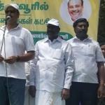 'மாவட்ட ஆட்சியர் மீதே வழக்கு தொடுப்பேன்': தஞ்சையில் அன்புமணி ராமதாஸ்!