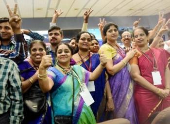 பட்ஜெட் போதாது... அரசுக்கு எதிரான போராட்டத்தில் இந்திய விஞ்ஞானிகள்!
