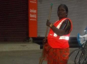 தி.நகர் ரங்கநாதன் தெருவுக்கு வருபவர்களுக்கு ஒரு வேண்டுகோள்! #MustRead #MustFollow