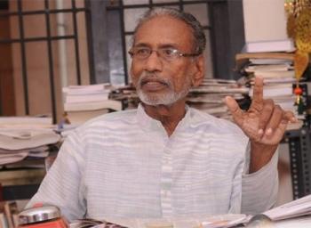 """""""ராஜீவ் படுகொலை : 7 பேர் விடுதலை நிச்சயம்!"""" - நம்பிக்கையுடன் பழ. நெடுமாறன்"""