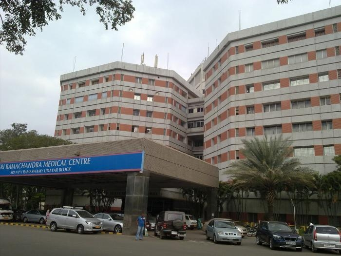 ராமச்சந்திரா மருத்துவமனை, ramachandra hospital