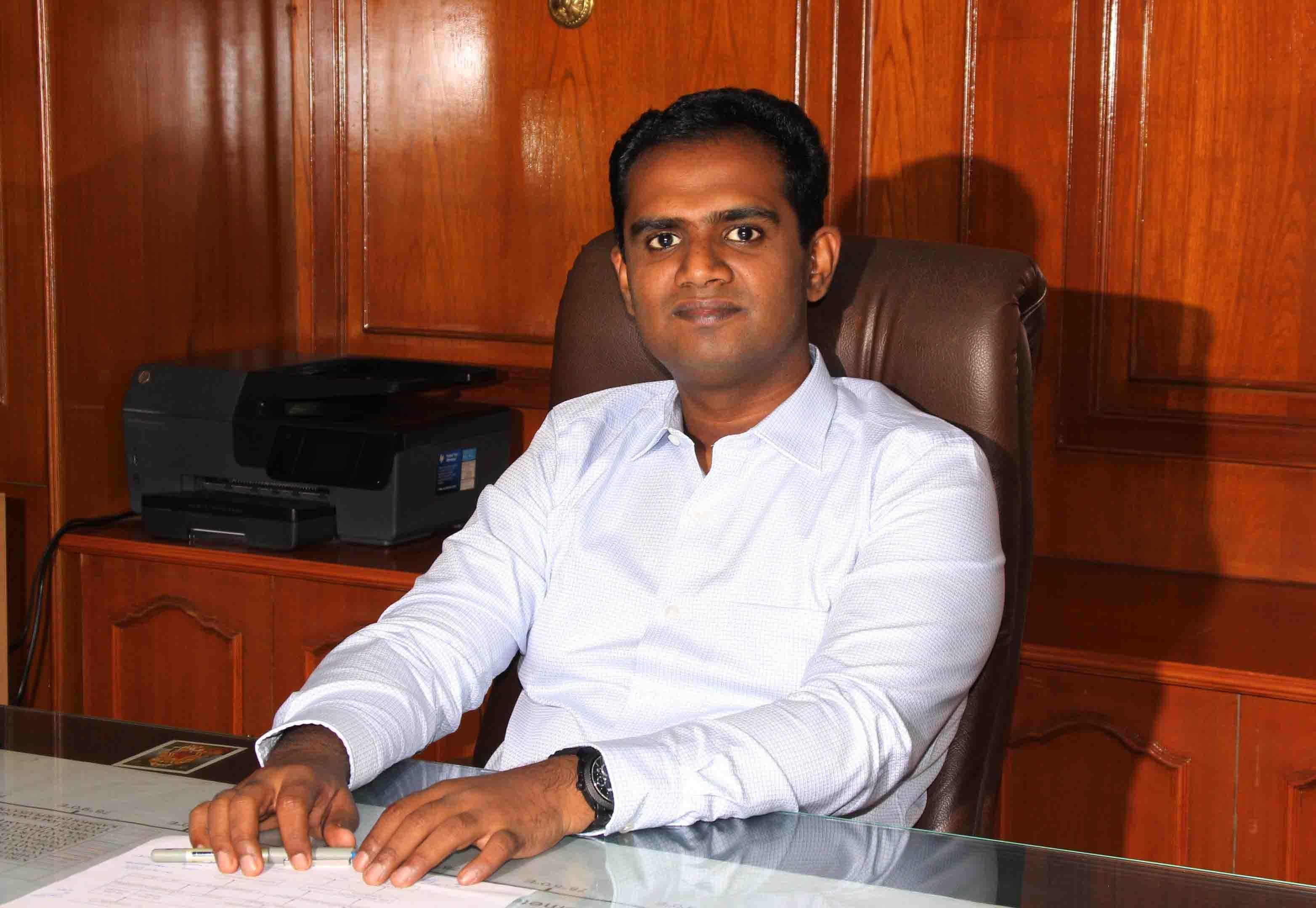 madurai corporation commissioner