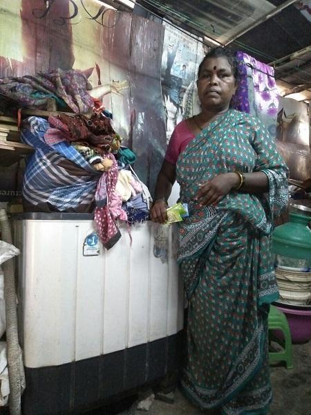 குப்புலெட்சுமி - ரேஷன் கார்டு