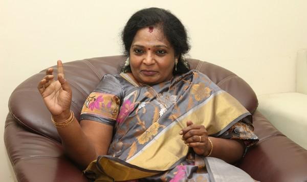 tamilisai soundrajan