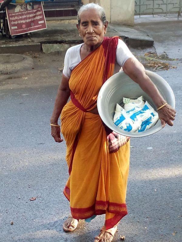 பால்காரம்மா பத்மாவதி