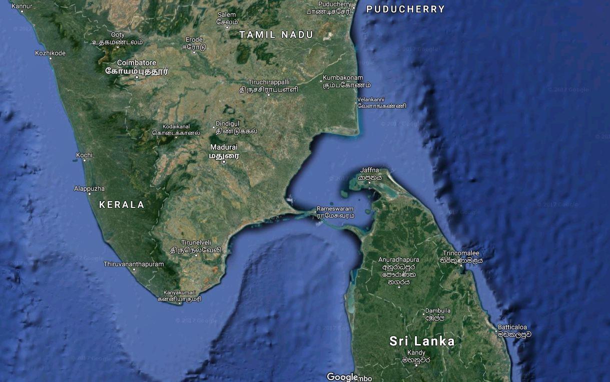 இந்தியா மற்றும் இலங்கை