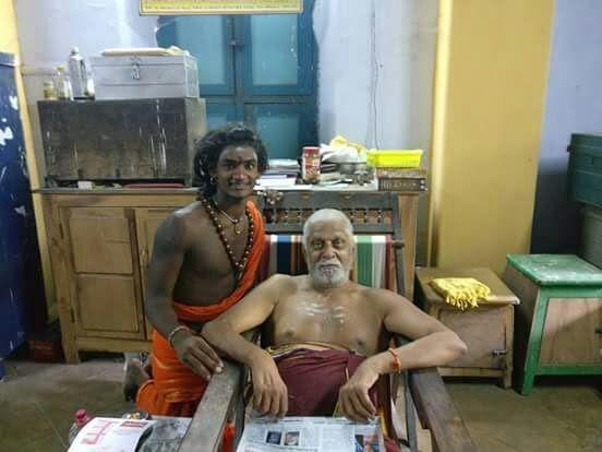 நித்யானந்தா சீடர்