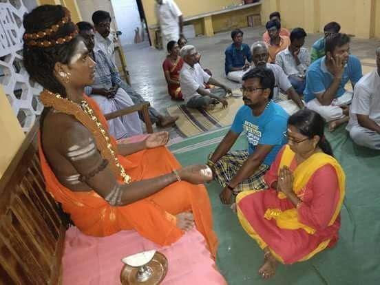 நித்யானந்தா காஞ்சிபுரம்