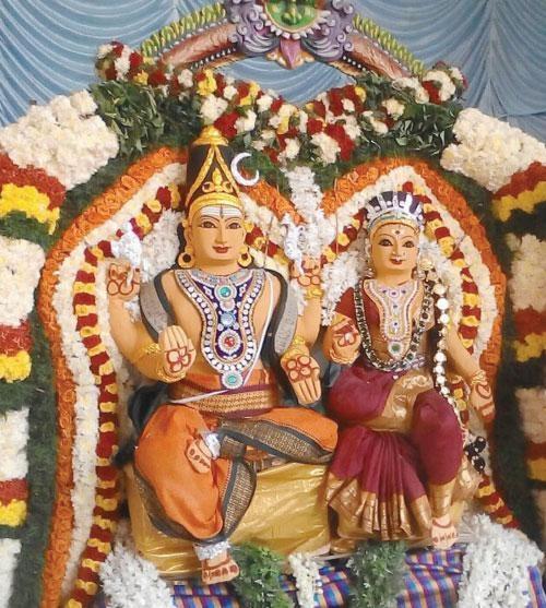 சனிமஹா பிரதோஷம்