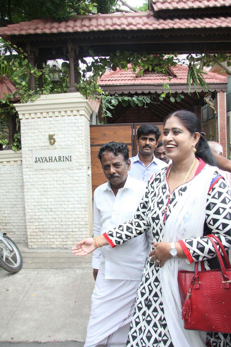 விஜயதாரணி