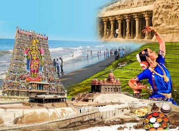 சுற்றுலாப்பயணிகளை ஈர்ப்பதில் தமிழகம் முதலிடம்