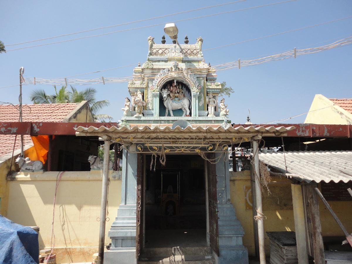 விசாலாட்சி அம்மன் திருக்கோயில்